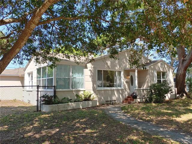 4563 2ND Avenue N, St Petersburg, FL 33713 (MLS #U8118288) :: Burwell Real Estate