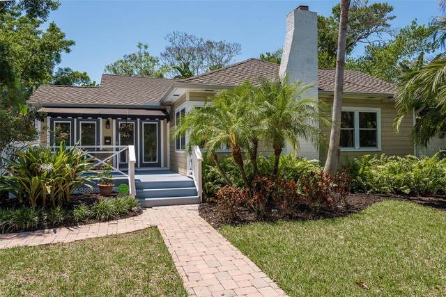 300 N Glenwood Avenue, Clearwater, FL 33755 (MLS #U8118348) :: The Light Team
