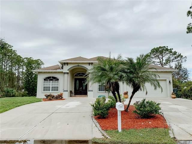 2931 Landrum Street, North Port, FL 34291 (MLS #U8118358) :: Premium Properties Real Estate Services