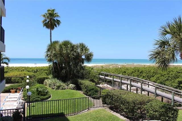 140 51ST Avenue W #204, St Pete Beach, FL 33706 (MLS #U8118401) :: Visionary Properties Inc
