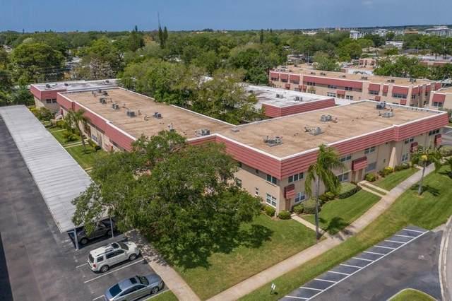 10037 62ND Terrace N #17, St Petersburg, FL 33708 (MLS #U8118513) :: Everlane Realty