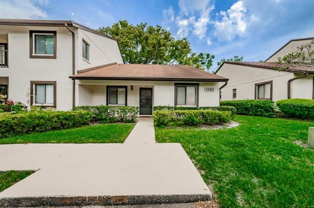 3590 Magnolia Ridge Circle #1106 (F), Palm Harbor, FL 34684 (MLS #U8118514) :: Zarghami Group