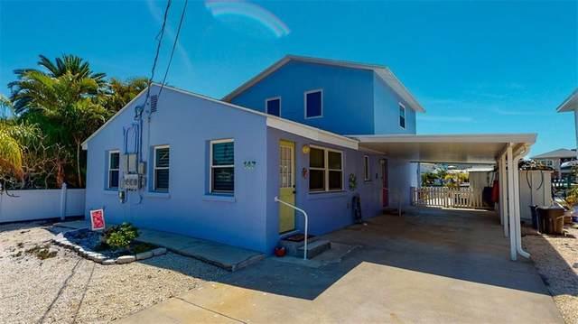 147 131ST Avenue E, Madeira Beach, FL 33708 (MLS #U8118552) :: Griffin Group