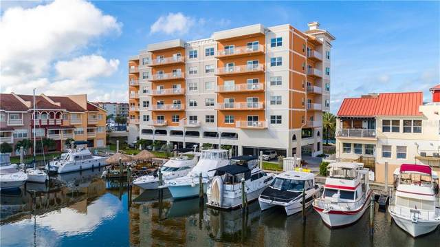 13101 Gulf Boulevard #1708, Madeira Beach, FL 33708 (MLS #U8118575) :: Everlane Realty