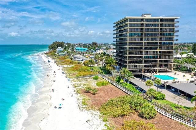 7650 Bayshore Drive #505, Treasure Island, FL 33706 (MLS #U8118617) :: Everlane Realty
