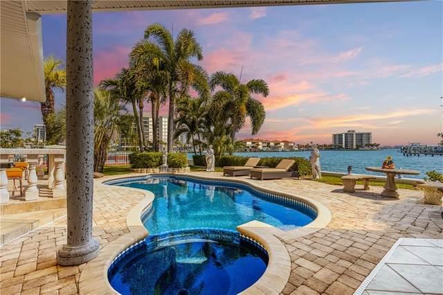 107 Harrison Avenue, Belleair Beach, FL 33786 (MLS #U8118685) :: Team Borham at Keller Williams Realty