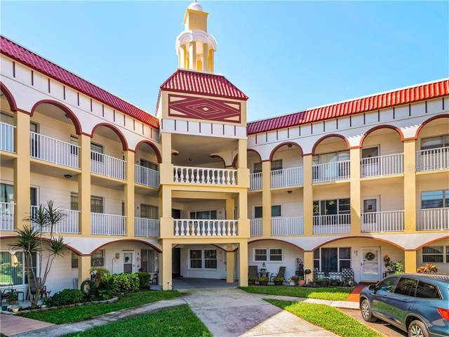 2431 Franciscan Drive #11, Clearwater, FL 33763 (MLS #U8118689) :: Griffin Group