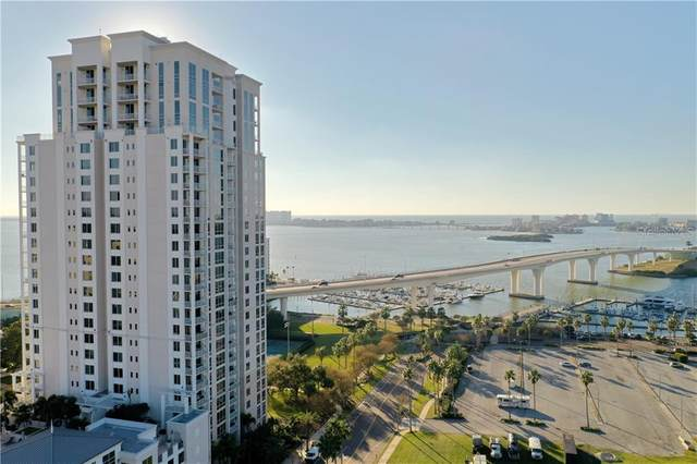 331 Cleveland Street #806, Clearwater, FL 33755 (MLS #U8118690) :: Medway Realty