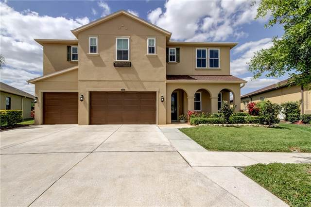 1981 Hidden Springs Drive, Trinity, FL 34655 (MLS #U8118766) :: RE/MAX Marketing Specialists