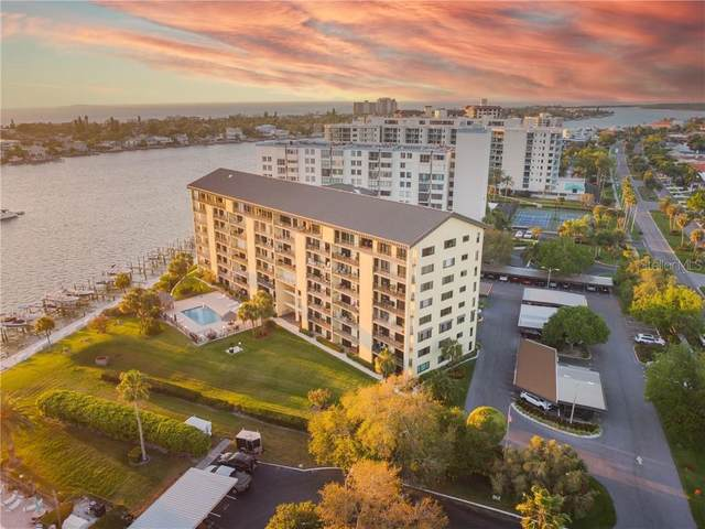 650 Island Way #308, Clearwater, FL 33767 (MLS #U8118825) :: Burwell Real Estate