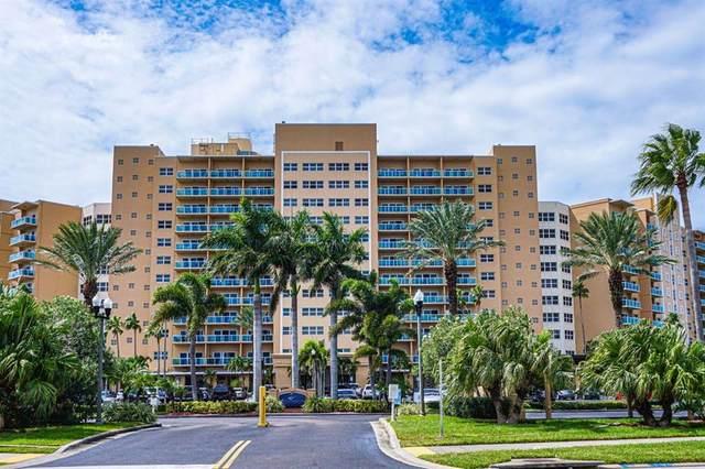 880 Mandalay Avenue S514, Clearwater, FL 33767 (MLS #U8118836) :: Medway Realty