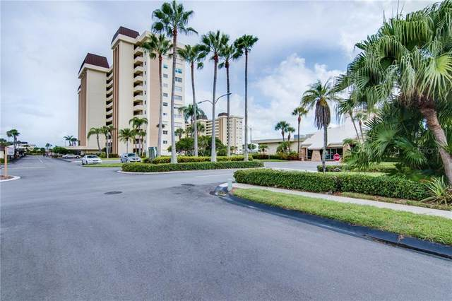 4575 Cove Circle #106, St Petersburg, FL 33708 (MLS #U8118869) :: Zarghami Group