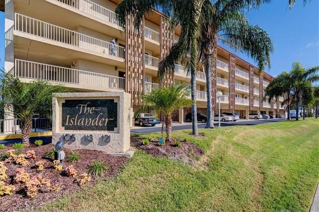 105 Island Way #148, Clearwater, FL 33767 (MLS #U8118915) :: RE/MAX Marketing Specialists
