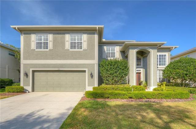 536 Harbor Grove Circle, Safety Harbor, FL 34695 (MLS #U8118917) :: RE/MAX Marketing Specialists