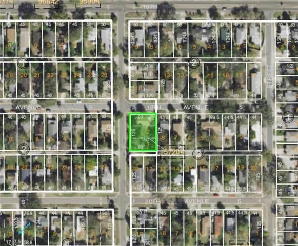 1900 46TH Street S, St Petersburg, FL 33711 (MLS #U8118958) :: Griffin Group