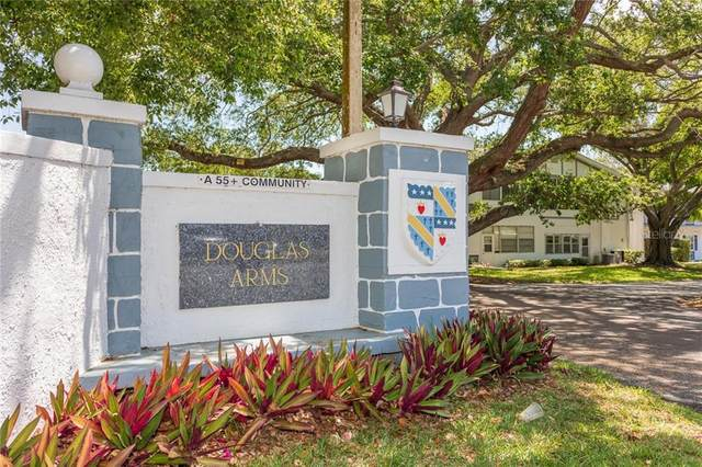 400 Glennes Lane #209, Dunedin, FL 34698 (MLS #U8119018) :: Zarghami Group