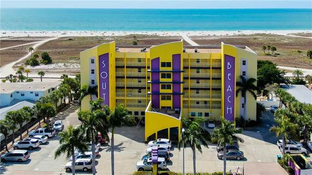 11360 Gulf Boulevard #206, Treasure Island, FL 33706 (MLS #U8119051) :: RE/MAX Local Expert