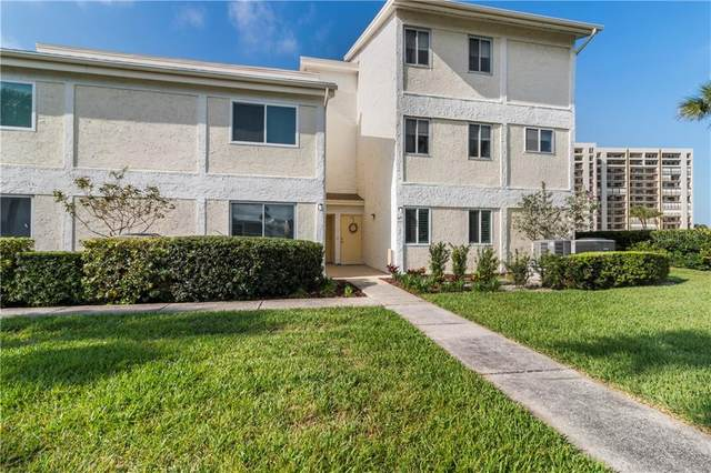 1451 Gulf Boulevard #119, Clearwater, FL 33767 (MLS #U8119055) :: McConnell and Associates