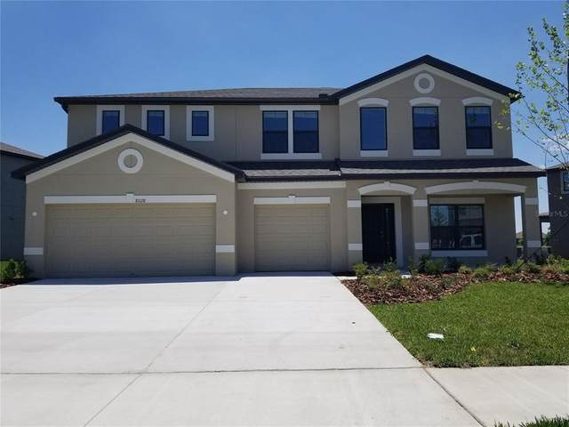 8028 Lago Mist Way, Wesley Chapel, FL 33545 (MLS #U8119160) :: Your Florida House Team