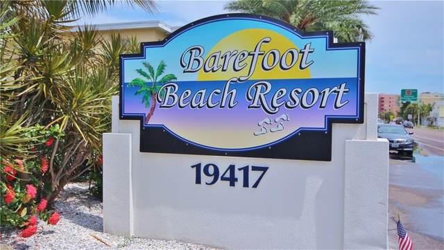 19417 Gulf Boulevard W A-202, Indian Shores, FL 33785 (MLS #U8119214) :: Team Borham at Keller Williams Realty