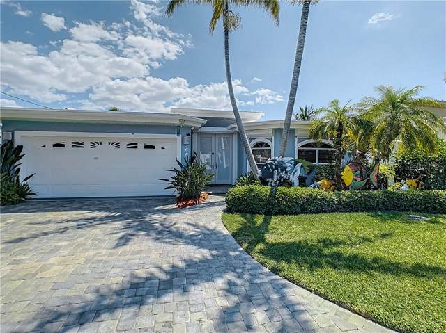 720 Pruitt Drive, Madeira Beach, FL 33708 (MLS #U8119250) :: The Duncan Duo Team