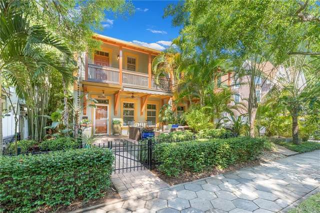 824 Bay Street NE A, St Petersburg, FL 33701 (MLS #U8119334) :: Griffin Group