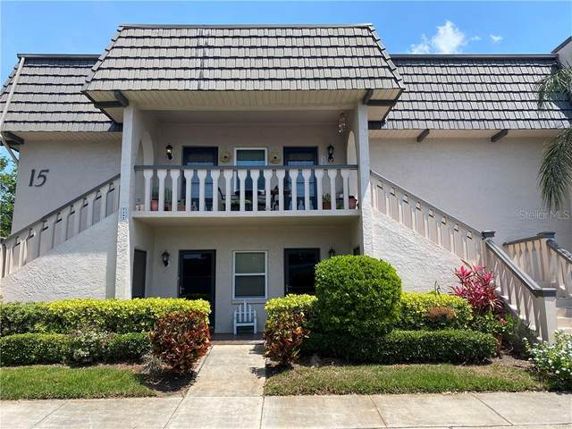 1502 Cordova Green #1502, Seminole, FL 33777 (MLS #U8119344) :: Burwell Real Estate
