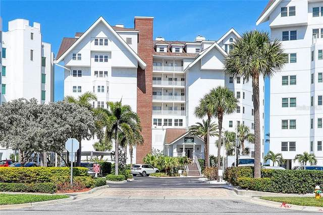 1586 Gulf Boulevard #2703, Clearwater, FL 33767 (MLS #U8119354) :: Alpha Equity Team