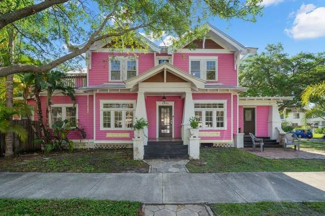 1001 Bay Street NE, St Petersburg, FL 33701 (MLS #U8119397) :: Team Borham at Keller Williams Realty