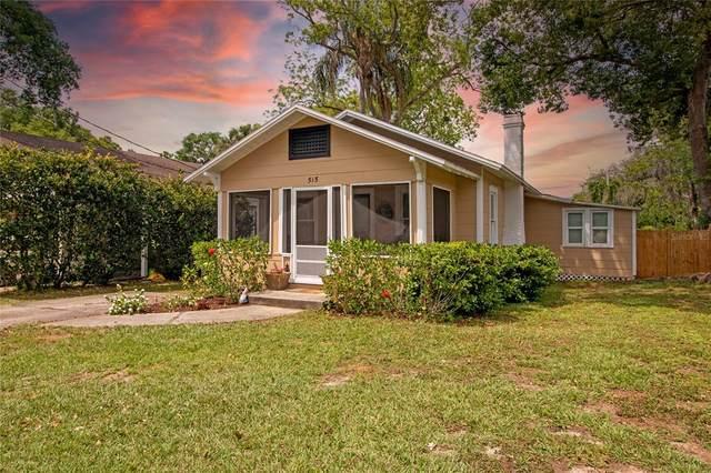 515 W Patterson Street, Lakeland, FL 33803 (MLS #U8119443) :: Florida Real Estate Sellers at Keller Williams Realty