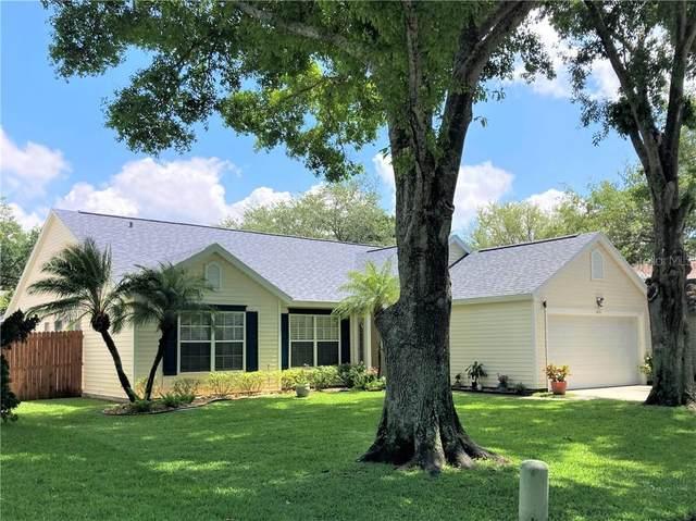 1466 River Oaks Drive, Tarpon Springs, FL 34689 (MLS #U8119445) :: The Kardosh Team