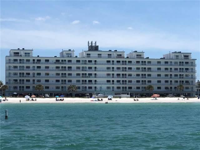 8470 W Gulf Boulevard #503, Treasure Island, FL 33706 (MLS #U8119448) :: RE/MAX Local Expert