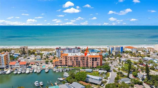 13235 Gulf Boulevard #606, Madeira Beach, FL 33708 (MLS #U8119452) :: McConnell and Associates
