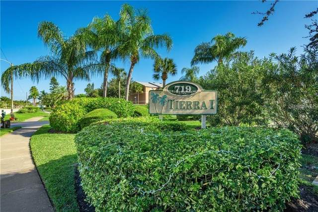 719 Pinellas Bayway S #110, Tierra Verde, FL 33715 (MLS #U8119466) :: McConnell and Associates