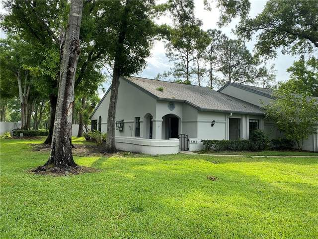 3884 Tanager Place, Palm Harbor, FL 34685 (MLS #U8119476) :: Dalton Wade Real Estate Group