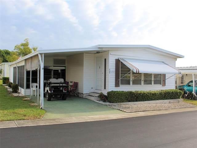 466 Needle Palm Street, Largo, FL 33778 (MLS #U8119490) :: Dalton Wade Real Estate Group