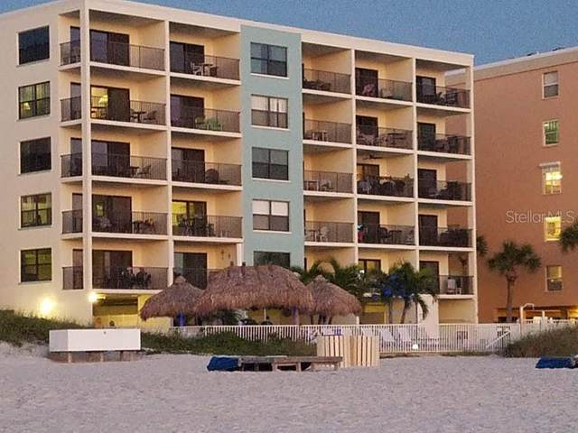 12924 Gulf Boulevard #407, Madeira Beach, FL 33708 (MLS #U8119513) :: Dalton Wade Real Estate Group