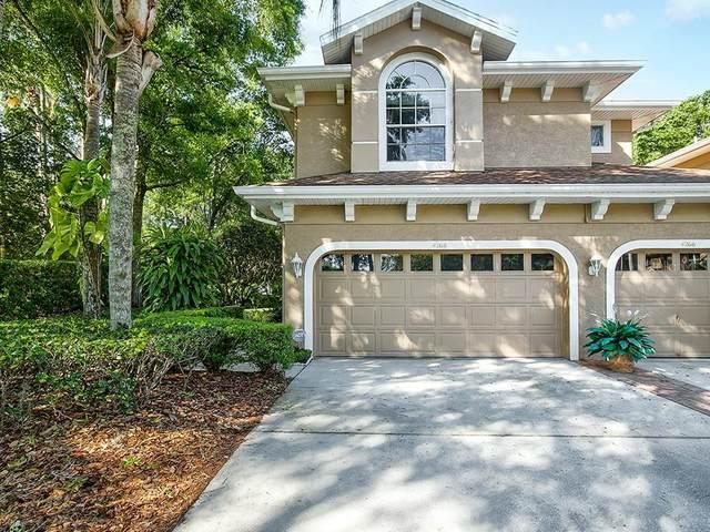 4268 Preserve Place 1C, Palm Harbor, FL 34685 (MLS #U8119536) :: Coldwell Banker Vanguard Realty