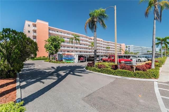 6025 Shore Boulevard S #209, Gulfport, FL 33707 (MLS #U8119547) :: RE/MAX Local Expert