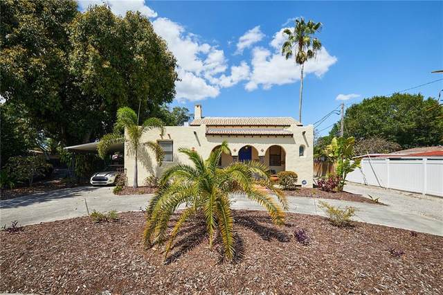 4509 10TH Avenue N, St Petersburg, FL 33713 (MLS #U8119587) :: The Duncan Duo Team