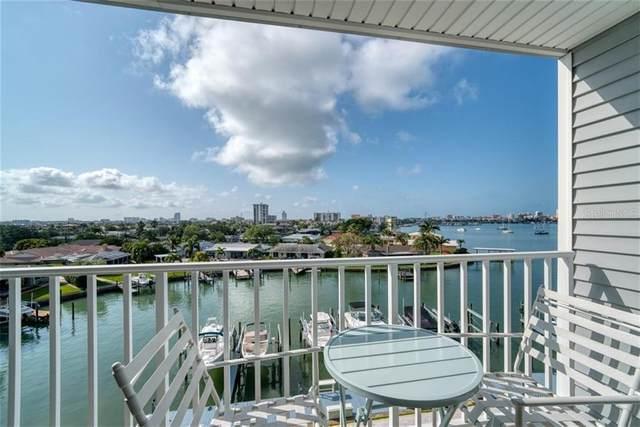 610 Island Way #405, Clearwater, FL 33767 (MLS #U8119594) :: Burwell Real Estate