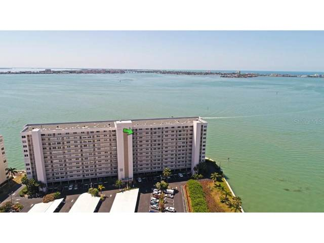6060 Shore Blvd S #1007, Gulfport, FL 33707 (MLS #U8119603) :: Dalton Wade Real Estate Group