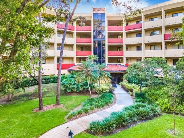 3076 Eastland Boulevard #104, Clearwater, FL 33761 (MLS #U8119604) :: Dalton Wade Real Estate Group