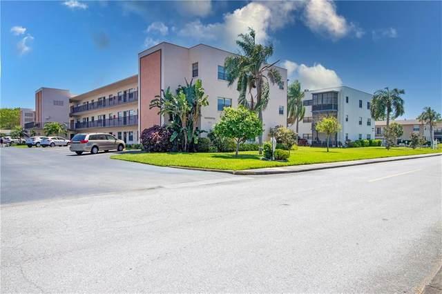 5971 Terrace Park Drive N #105, St Petersburg, FL 33709 (MLS #U8119622) :: CENTURY 21 OneBlue