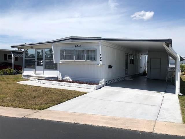 13225 101ST Street #196, Largo, FL 33773 (MLS #U8119648) :: Dalton Wade Real Estate Group