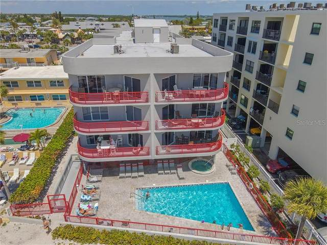 12935 Gulf Lane #201, Madeira Beach, FL 33708 (MLS #U8119654) :: The Brenda Wade Team