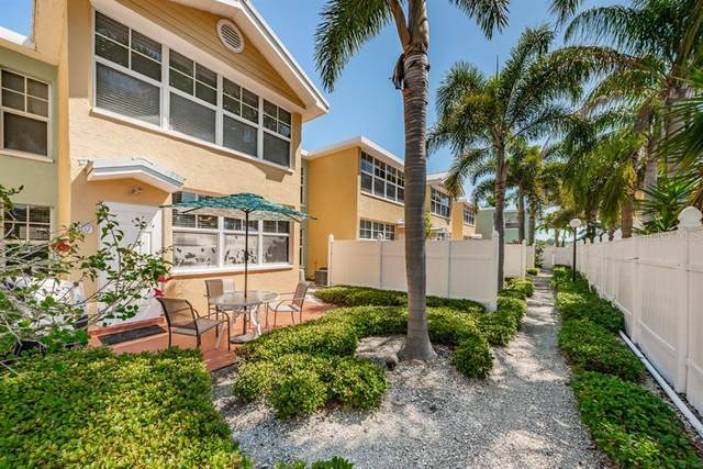 19417 Gulf Boulevard F-107, Indian Shores, FL 33785 (MLS #U8119663) :: RE/MAX Local Expert