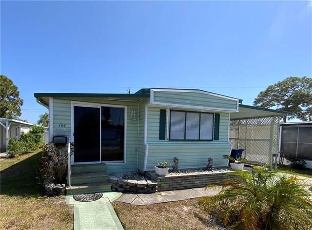 1800 Englewood Road #104, Englewood, FL 34223 (MLS #U8119690) :: Visionary Properties Inc