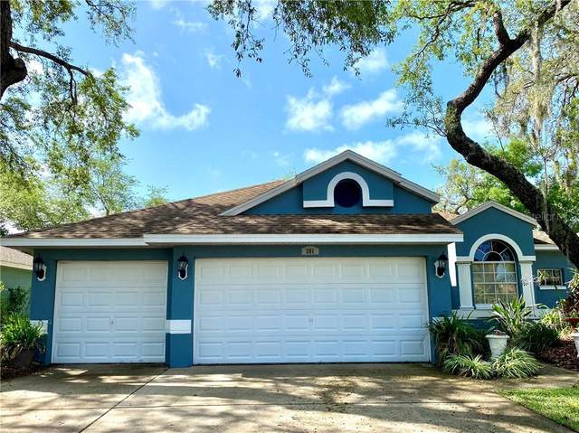 381 Wood Bridge Avenue, Tarpon Springs, FL 34689 (MLS #U8119726) :: RE/MAX Marketing Specialists