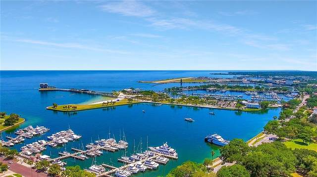 400 Beach Drive NE #2002, St Petersburg, FL 33701 (MLS #U8119803) :: Burwell Real Estate
